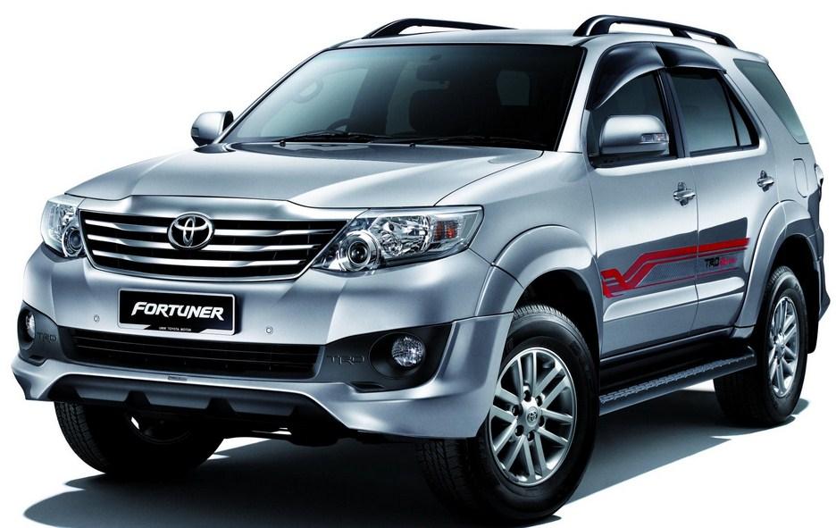 All 2015 Toyota Fortuner Latest Model 2015toyotafortuner