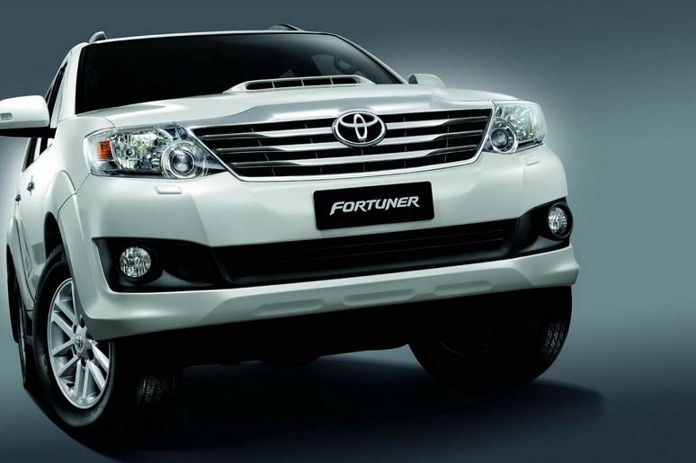 New 2015 Toyota Fortuner Latest Model Spy Shots 2015toyotafortuner