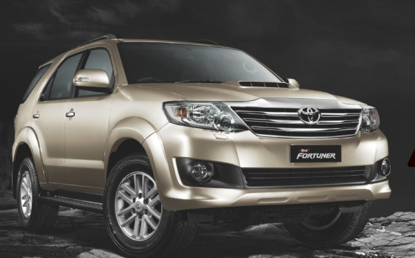 New Toyota Fortuner 2015 Model Concept