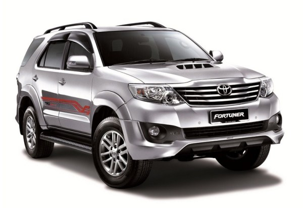 2015 Toyota Fortuner In The Philippines 2015toyotafortuner