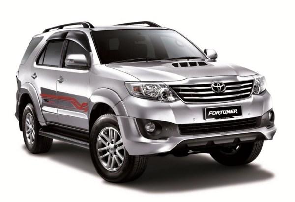 New Toyota Fortuner Philippines